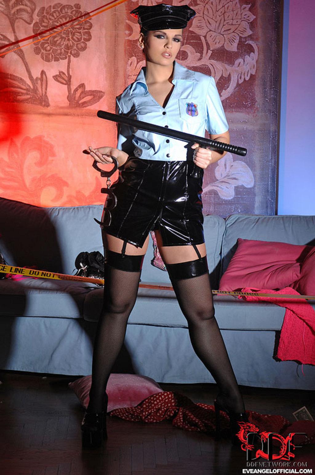 Униформа полицейских лесбиянки 22 фотография
